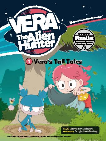 Level 1 Book-1 Vera's Tall Tales