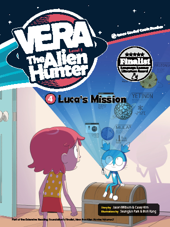 Level 1 Book-4 Luca's Mission