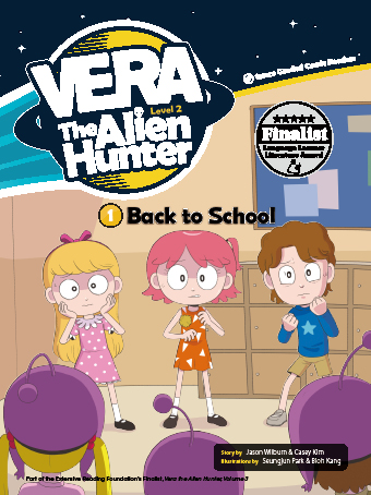 Vera The Alien Hunter 2-1 - Back to School