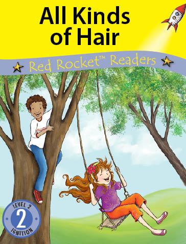 Early Level 2 : いろいろな髪の毛