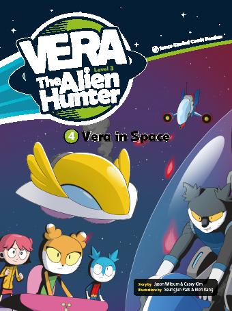 Level 3 Book-4 Vera in Space
