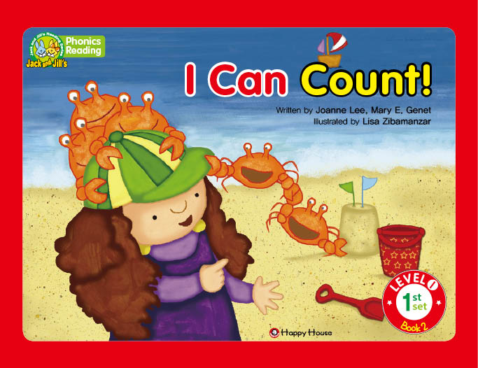 Level 1 Set1 Book2 I Can Count