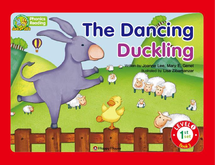 Level 1 Set1 Book3 ducklingの[d]の発音を学ぼう!