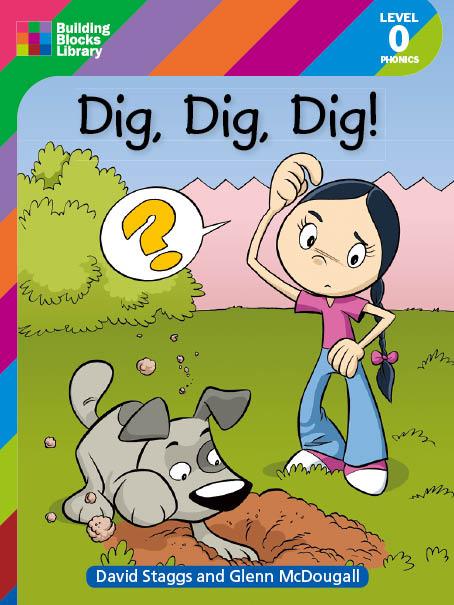 短母音、sight wordsを学びます。