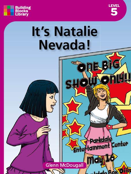 It's Natalie Nevada!