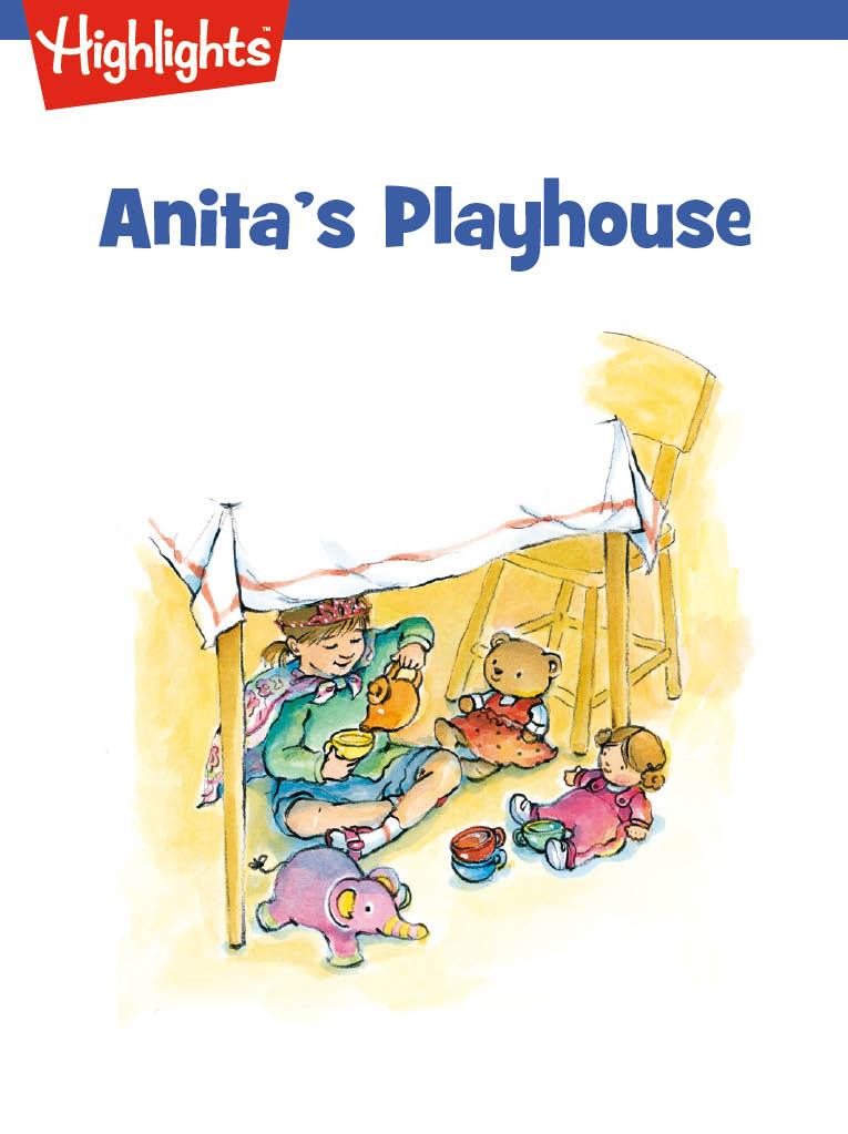 アニータのおもちゃの家