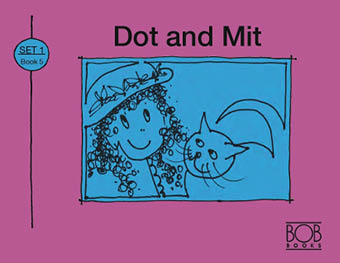Set 1. Book 5. Dot and Mit.