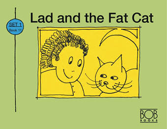 Set 1. Book 11. Lad and the Fat Cat.