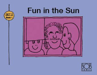 Set 2. Book 1. Fun in the sun.