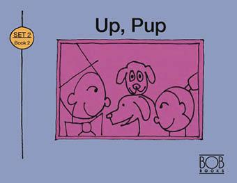 Set 2. Book 2. Up, Pup.