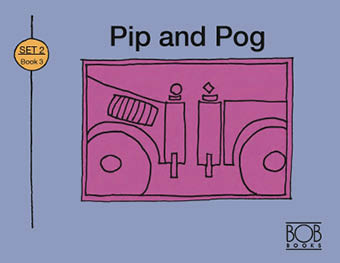 Set 2. Book 3. Pip and Pog.