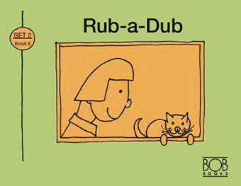 Set 2. Book 8. Rub-a-Dub.