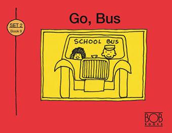 Set 2. Book 9. Go, Bus.