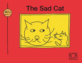 Set 2. Book 11. The Sad Cat.