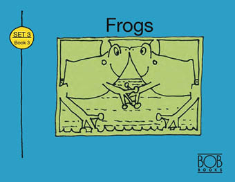 Set 3. Book 3. Frogs