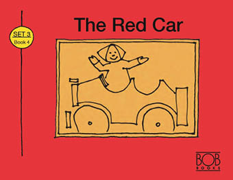 Set 3. Book 4. The Red Car