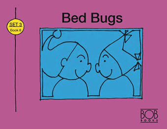 Set 3. Book 8. Bed Bugs