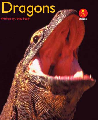 Level 22 : ドラゴンの名前をもつトカゲの生態