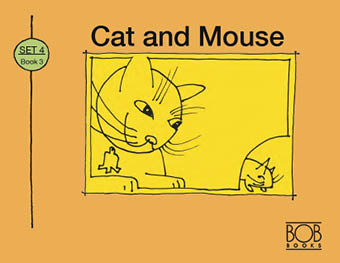 Set 4. Book 3. Cat and Mouse