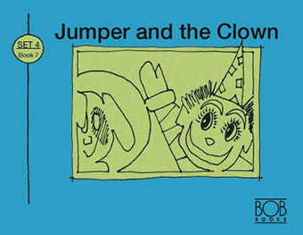 Set 4. Book 7. Jumper and the Clown