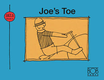 Set 5. Book 2. Joe's Toe
