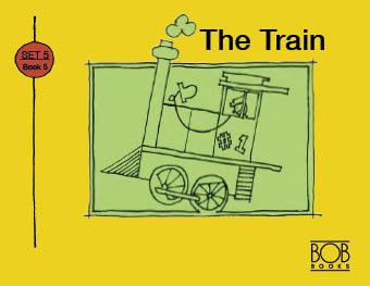 Set 5. Book 5. The Train
