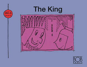 Set 5. Book 8. The King