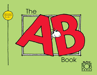 Alphabet. Book 1. The AB Book