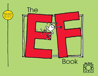 Alphabet. Book 3. The EF Book