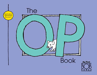Alphabet. Book 8. The OP Book