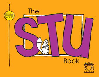 Alphabet. Book 10. The STU Book
