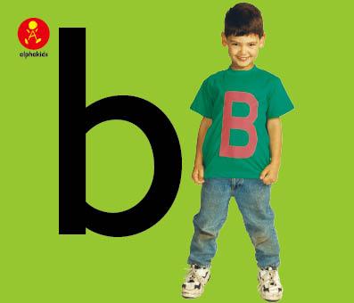 Bではじまる単語をおぼえよう!