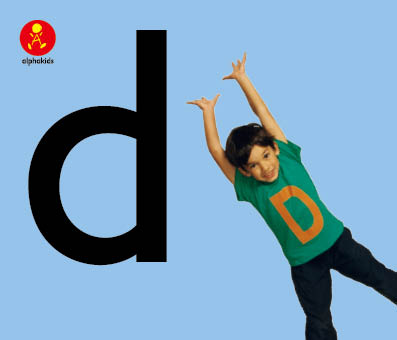 Dではじまる単語をおぼえよう!