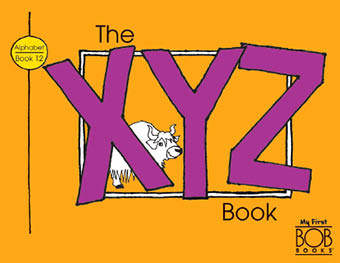 Alphabet. Book 12. The XYZ Book