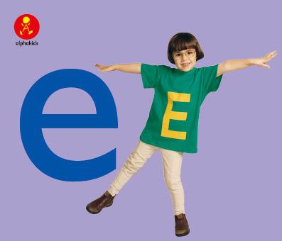 Eではじまる単語をおぼえよう!
