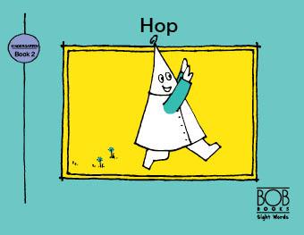 Sight Words. Kindergarten. Book 2. Hop