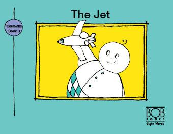 Sight Words. Kindergarten. Book 3. The Jet