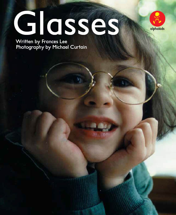 Level1 Book 4 Glasses / haveの使い方をおぼえよう