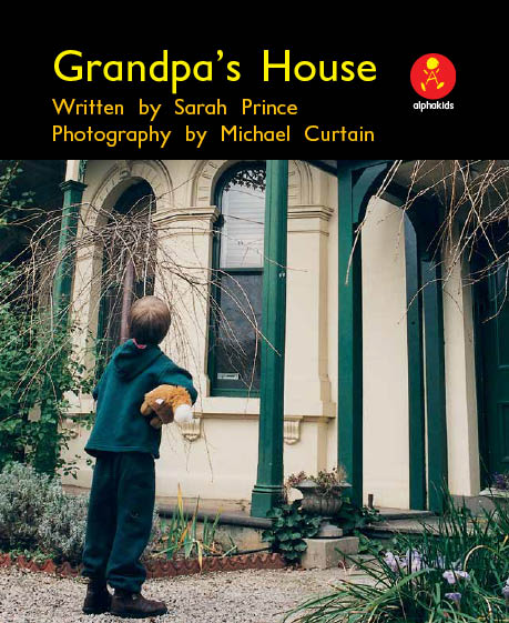 Level2 Book 1 Grandpa's House / hasとwithの使い方をおぼえよう