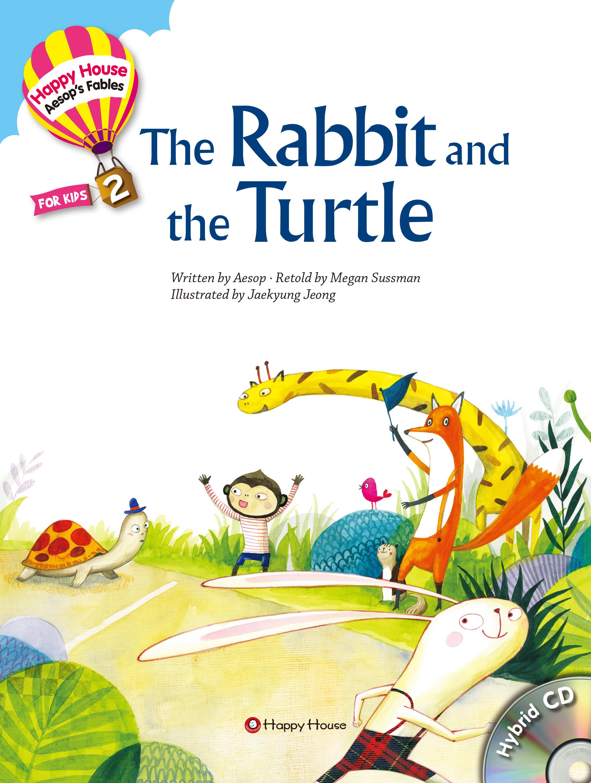 ウサギとカメが競走することに・・・。先に着いたのは?