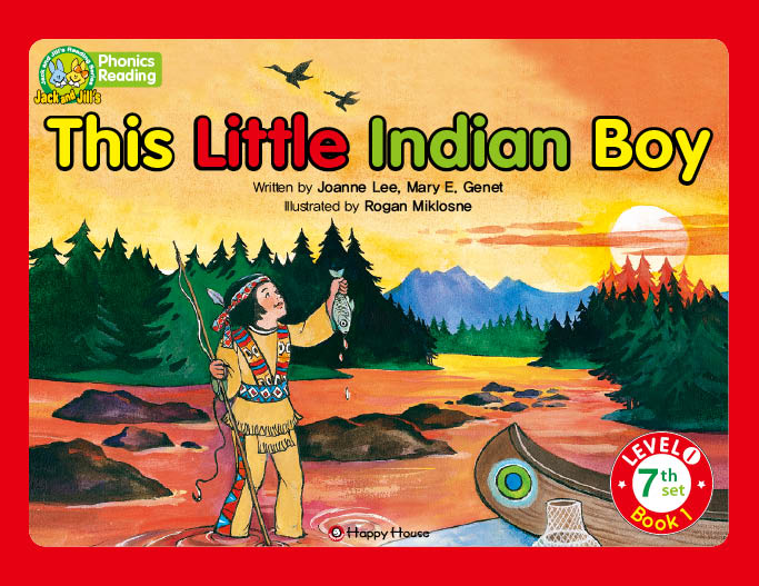 Level 1 Set7 Book1 This Little Indian Boy