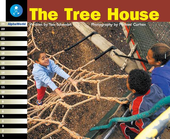 Level 13 Book 1 The Treehouse / ツリーハウスで誕生日パーティーを開こう