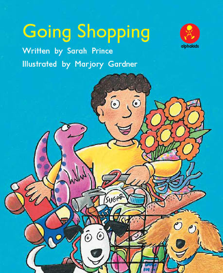 Level5 Book 1 Going Shopping/楽しいショッピング! 英語で買い物をしてみよう
