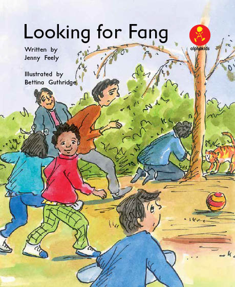 Level5 Book 3 Looking for Fang/ぼくのFangをさがして