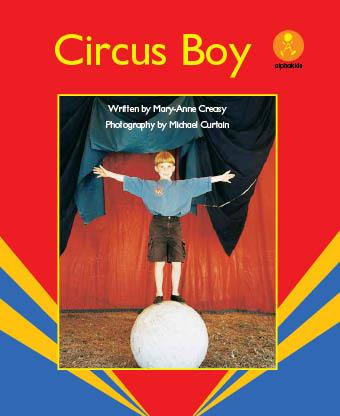 Level 11 : Circus Boy