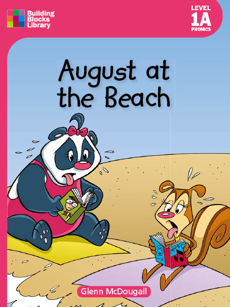 August at the Beach